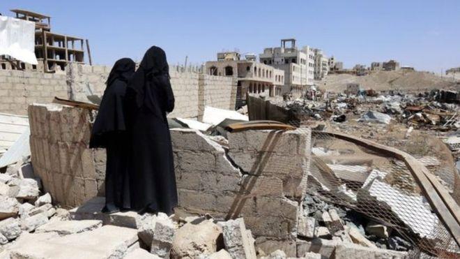 ترامب يستخدم الفيتو الرئاسي لإبطال قرار للكونغرس بإنهاء الدعم الأمريكي لحرب اليمن