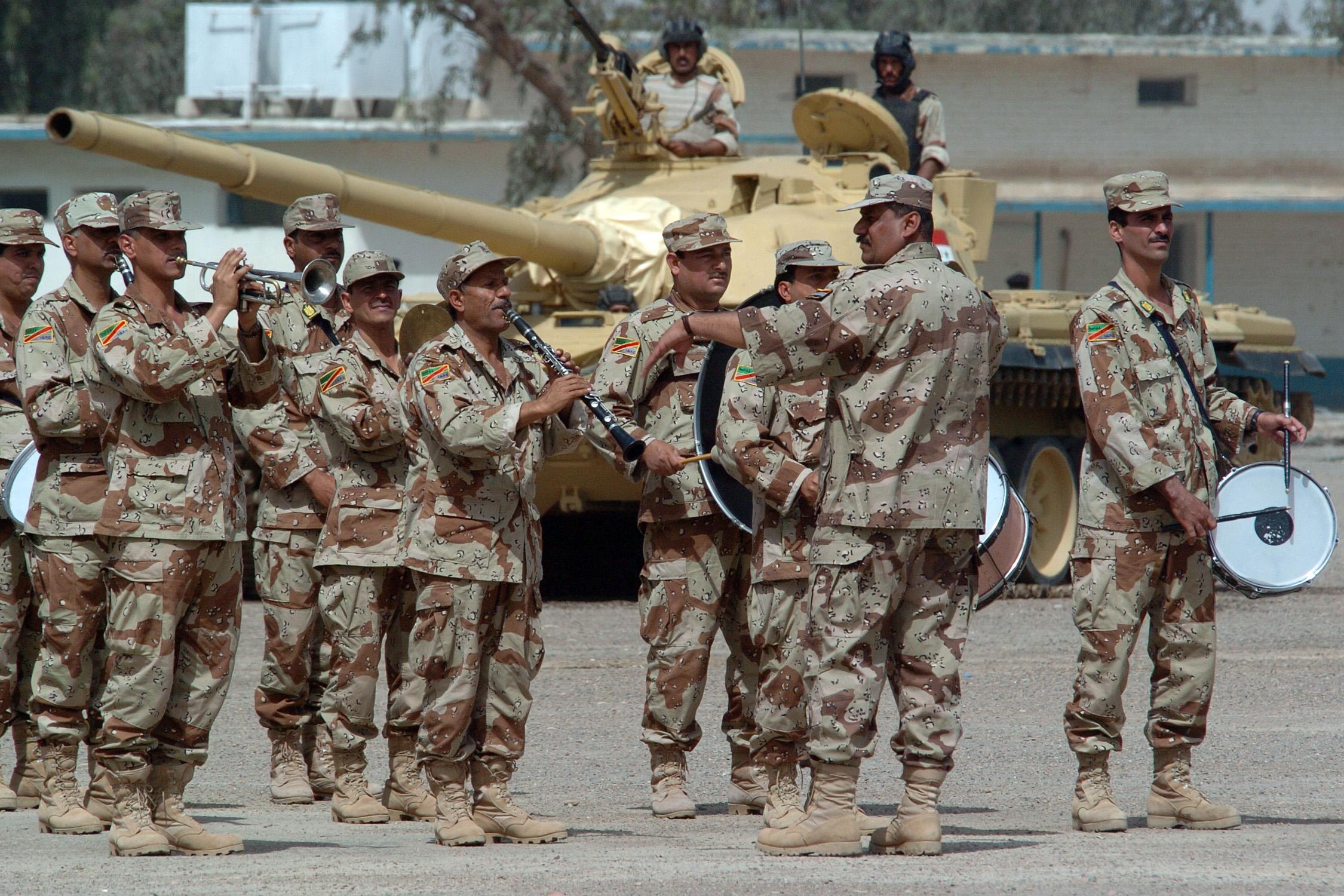 لمسك الأرض والملف الأمني .. قائد عمليات نينوى: الفرقة 20 ستمسك الجانب الغربي للموصل