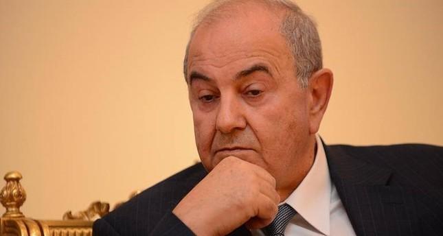 علاوي يطالب بالكشف عن ملابسات الجرائم التي ادت لاستشهاد عراقيين وتقديم الجناة الى العدالة