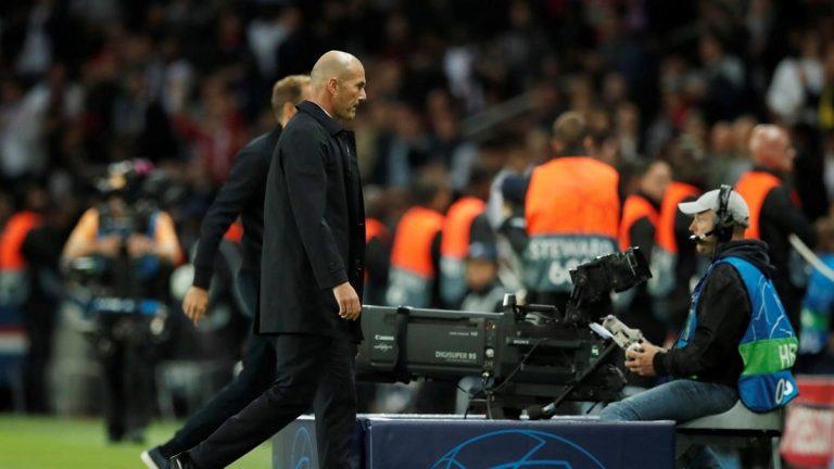 إقالة زيدان تكلف ريال مدريد 80 مليون يورو