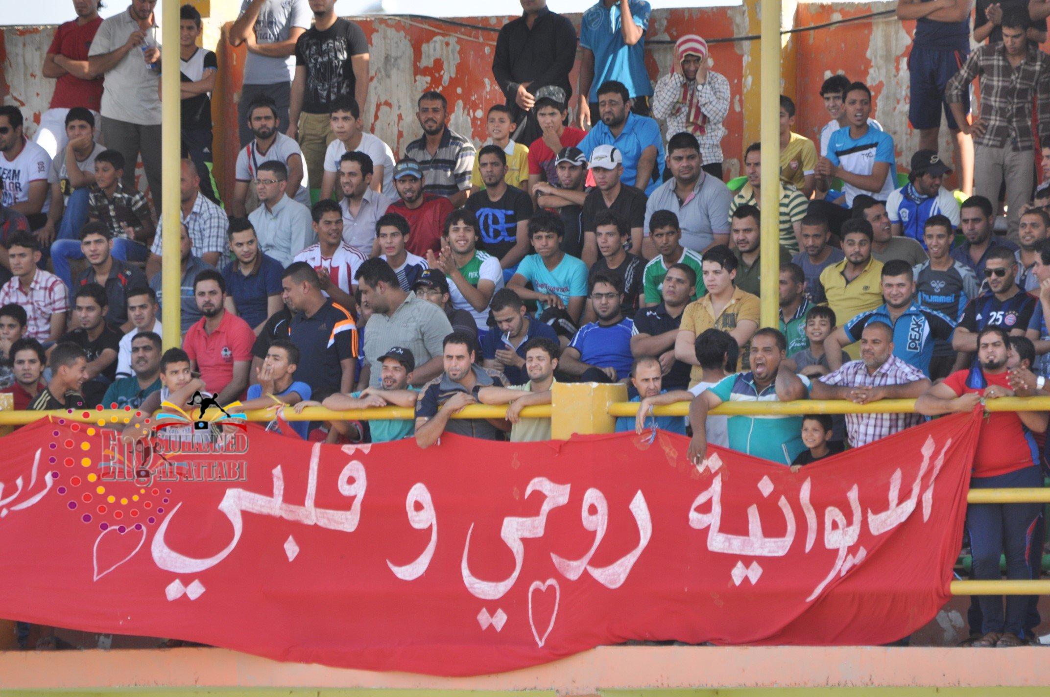 نادي الديوانية ينفي التفاوض مع مدربين من خارج المحافظة