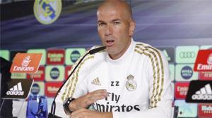 تدريبات ريال مدريد تحمل خبراً ساراً لزيدان