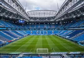 سان بطرسبرج يحتضن مباراة مصر وروسيا