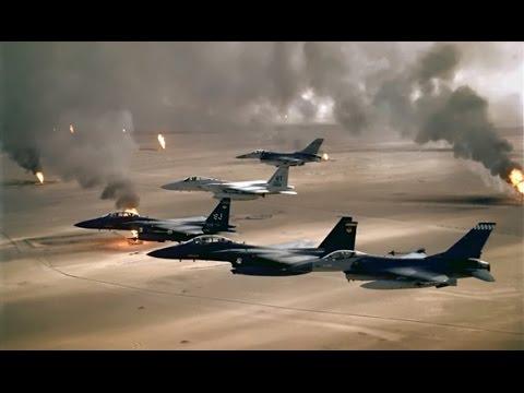 القوات الجوية تدمر أهدافا قوية لتنظيم داعش وتقتل العشرات منهم