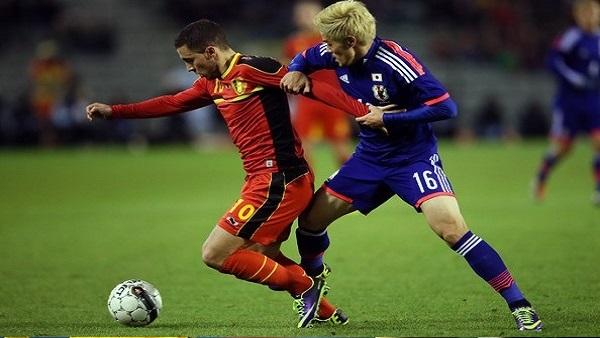 التشكيل المتوقع لمواجهة بلجيكا واليابان