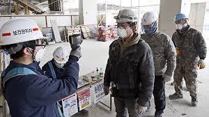 كوريا الجنوبية: نصف العمال العائدين من العراق ظهرت عليهم أعراض كورونا