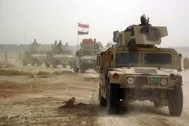 القوات الأمنية تستعد لحملة أمنية واسعة لتعقب عناصر داعش في صحراء الأنبار