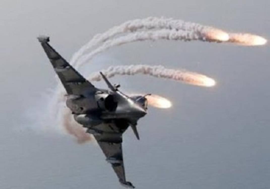 قوات التحالف الدولي تشن14 غارة على مواقع ومسلحي داعش في العراق وسوريا