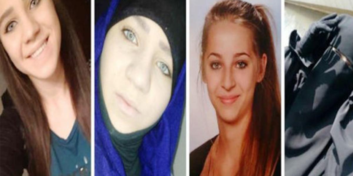 داعمات لداعش .. برلين تؤكد إعتقال أربع نساء ألمانيات في العراق